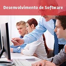 Destaque Serviços - Desenvolvimento de Software